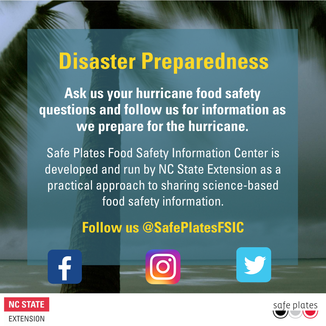 disaster preparedness info from Safeplates